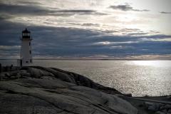Einer der meistfotografierten Leuchttürme Kanadas