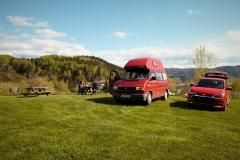 Wunderschöner Campingplatz in St. Rose du Nord
