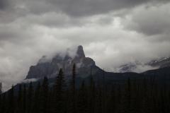 Angekommen im Banff Nationalpark