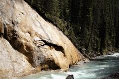 Johnson Canyon im Banff Nationalpark